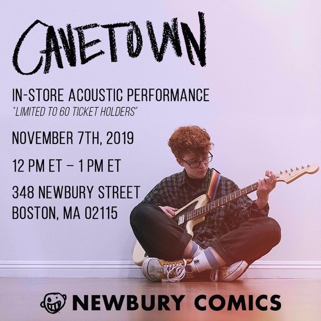 Cavetown Press Photo