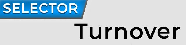 Turnover SELECTOR